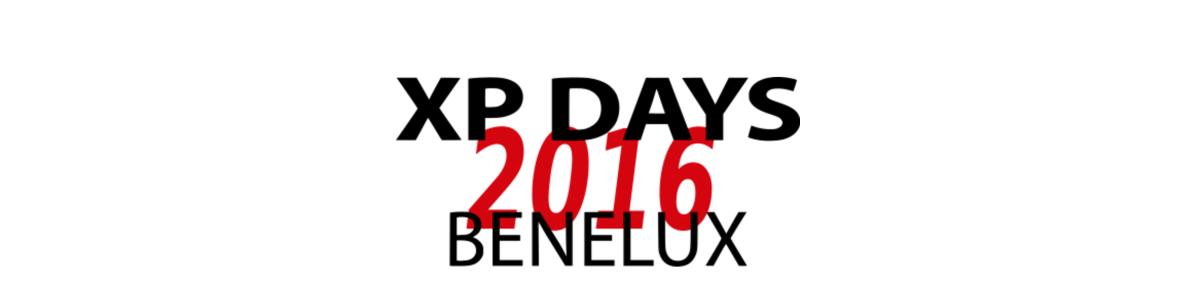 XP Days Benelux